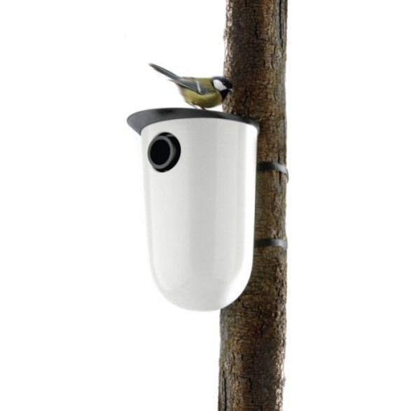 Eva Solo nesting box for birds white