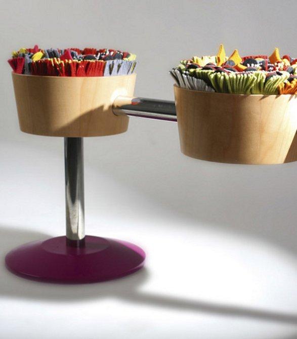 tulip beautiful eco-friendly seat
