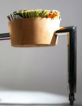 tulip eco-friendly seat
