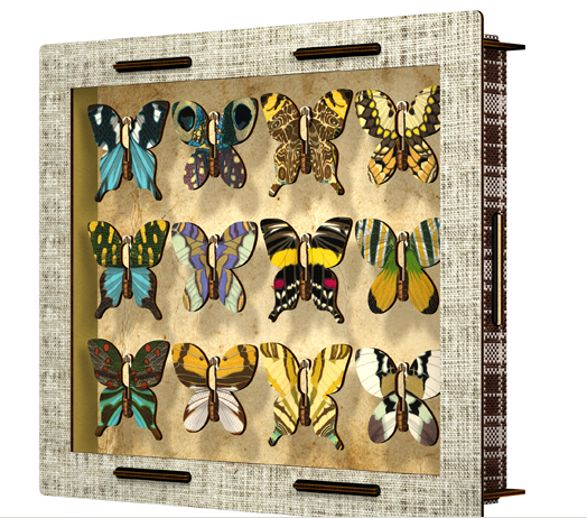 butterflies wall decoration