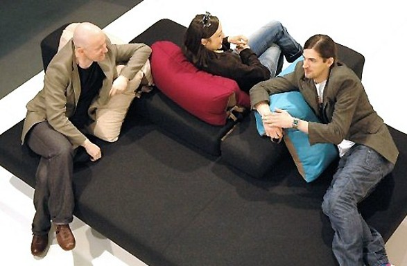 bibik loft integrative sofa by noti