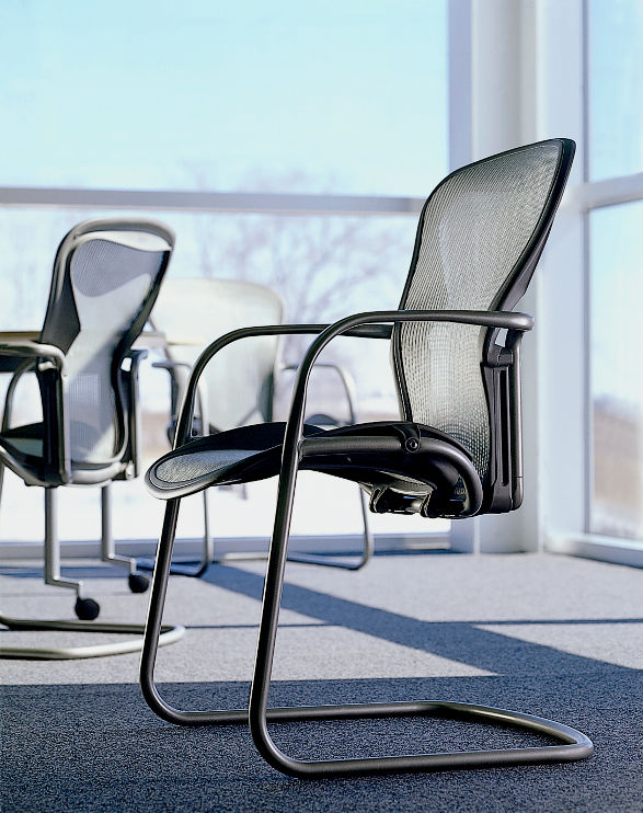 super comfortable aeron side chair