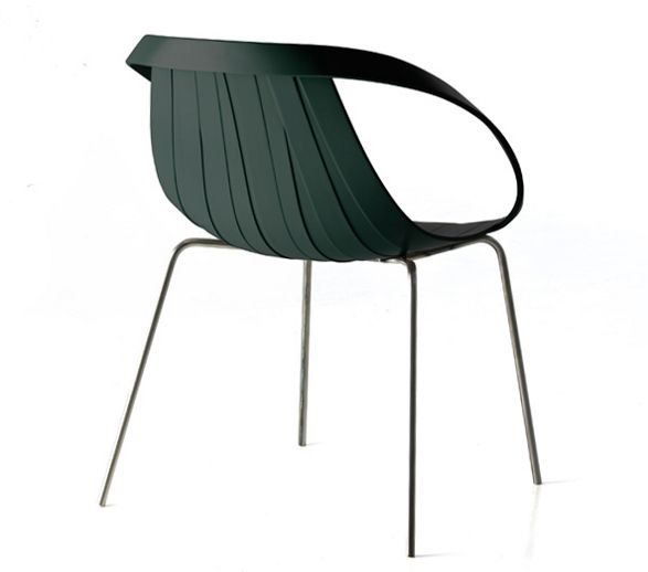 impossible wood chair