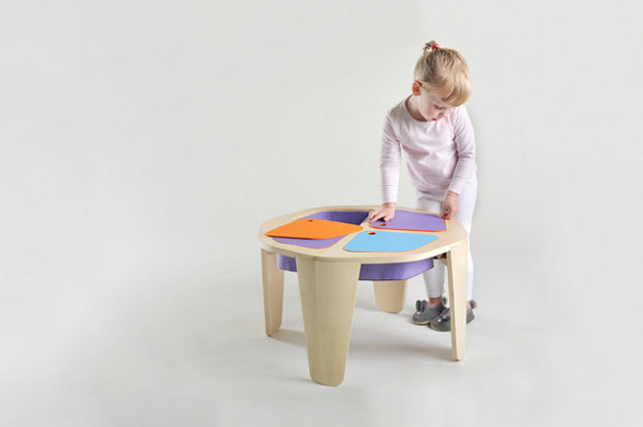 figa nice play table for kids