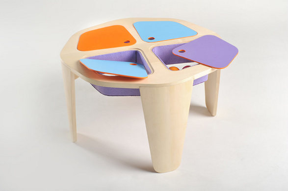 figa play table for preschoolers