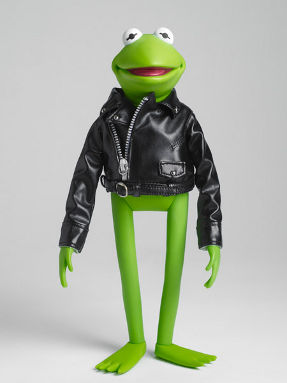 kermit the frog collectible doll