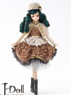j-doll collectible fashion doll 3