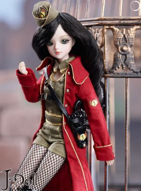 j-doll collectible fashion doll 6