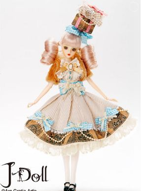j-doll collectible fashion doll4