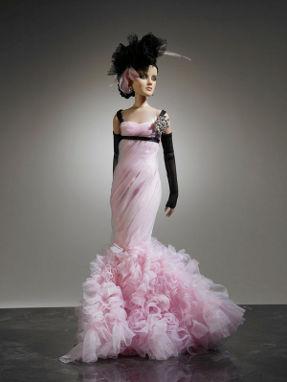 sensual collectible fashion doll