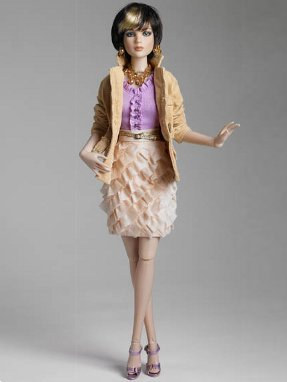 tonner collectible fashion doll