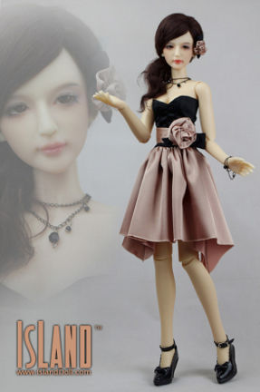 jane bjd collectible doll