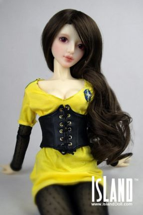 vivian bjd collectible doll