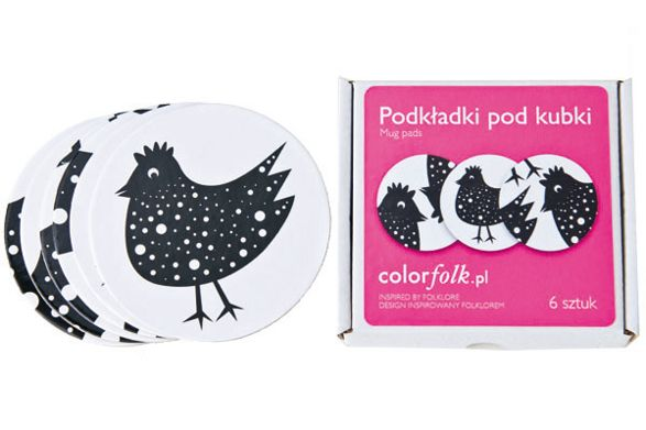 mug mats by colorfolk
