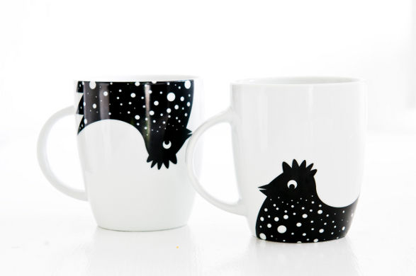 mugs by colorfolk inspired with folk