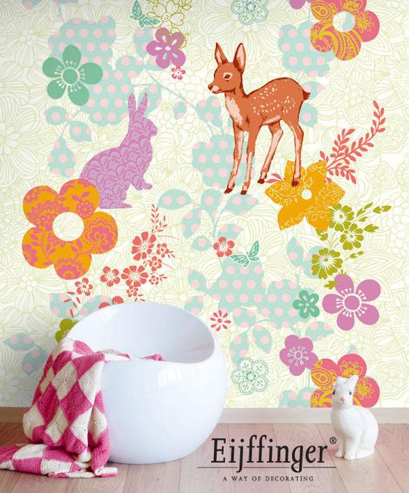eijffinger wallpaper for kids room