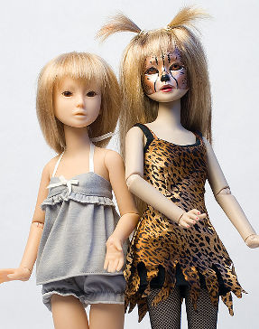 dalilah noir mannequin collectible dolls