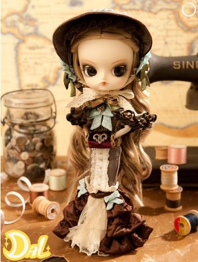 dal 2 collectible doll