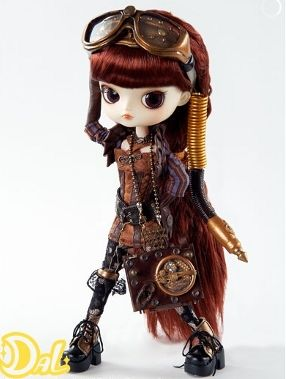 dal 4 collectible doll