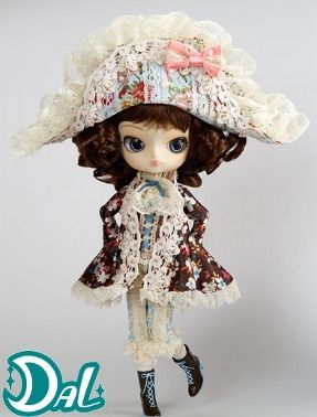 dal 5 collectible doll