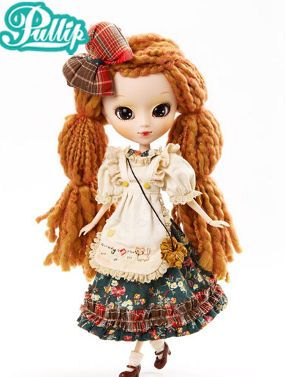 pullip 3 collectible doll