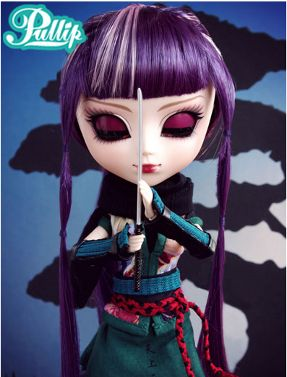 pullip 5 collectible doll