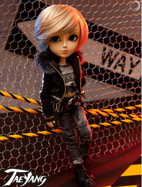 taeyang 3 collectible doll