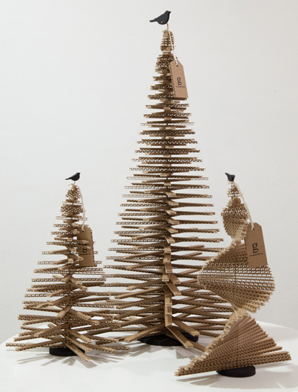 eco friendly christmas tree by design museum .
