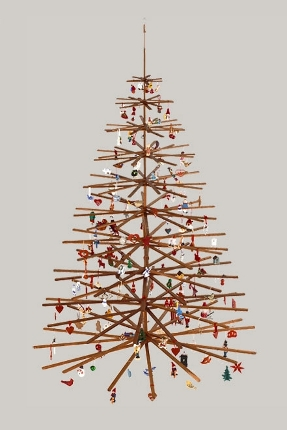 possibilitree alternative wooden xmas tree