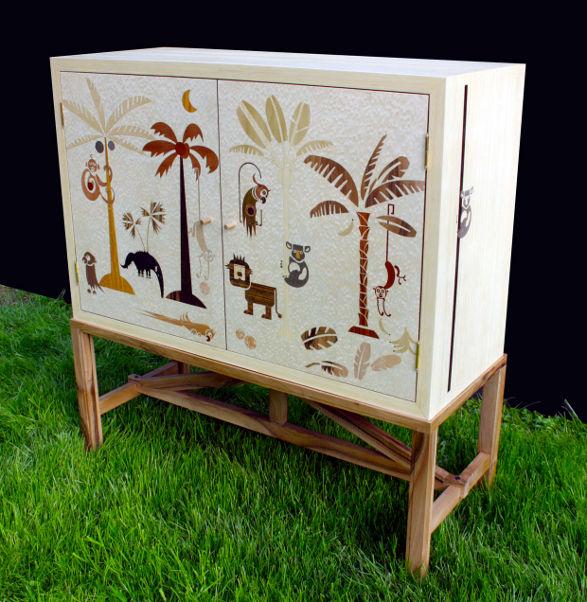 jungle cupboard mudo