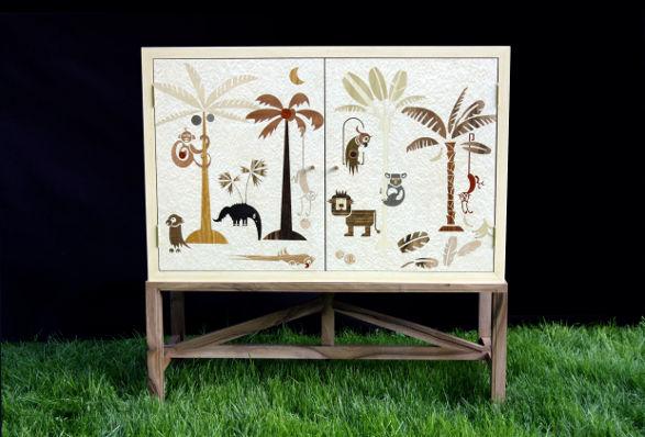 jungle cupboard