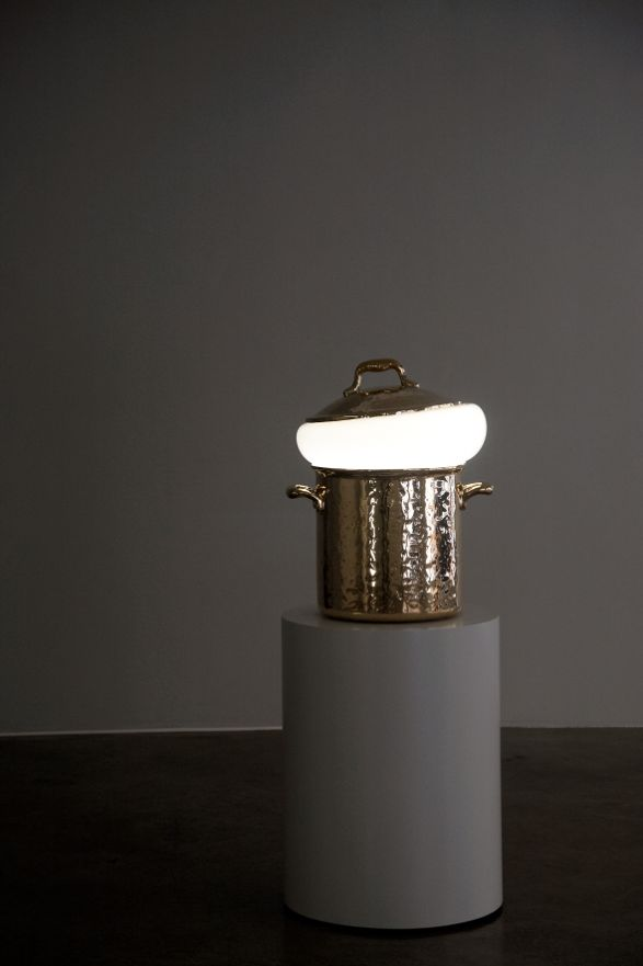 pan wonderlamp by studio job and pieke bergmans