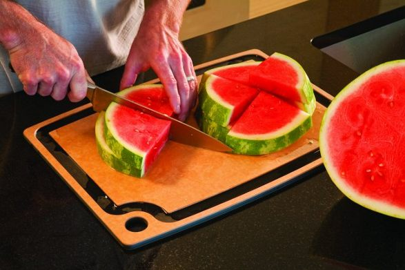 GOURMET SERIES ECO CUTTING BOARD BY EPICUREAN