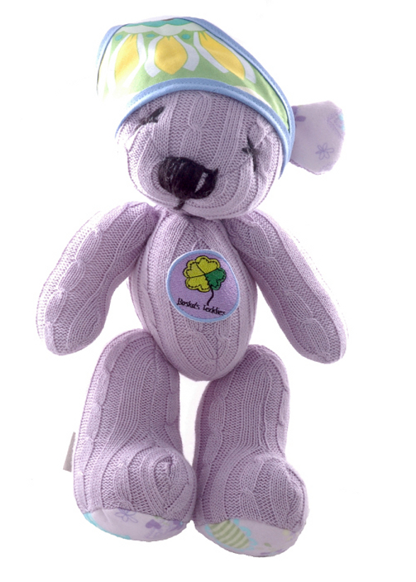 chArmer teddy bear by boska's teddies