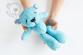 diy teddy bear finish your teddy by boska's teddies