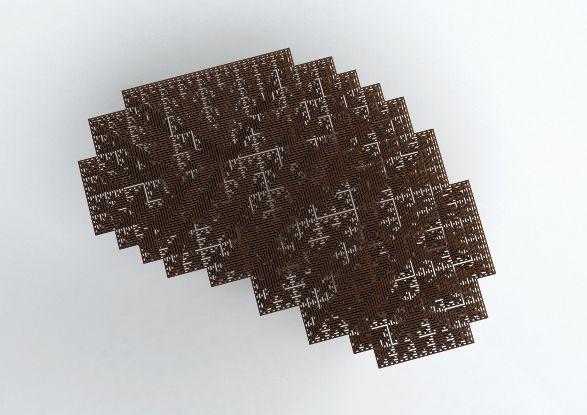 fractal.mgx table by werteloberfell platform