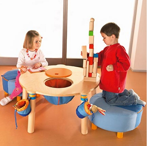 Haba Round Play Table For Children