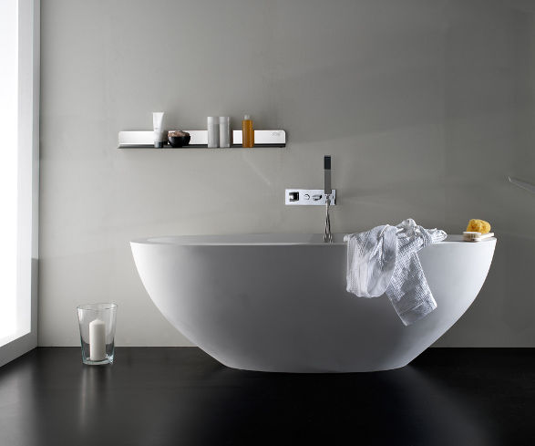sunday bathtube cup shaped