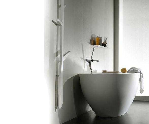 sunday cupshaped bathtube