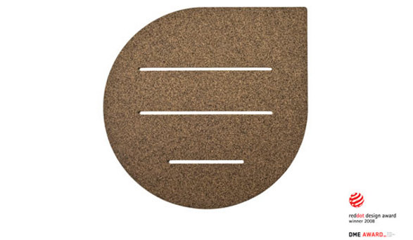 bath cork mat