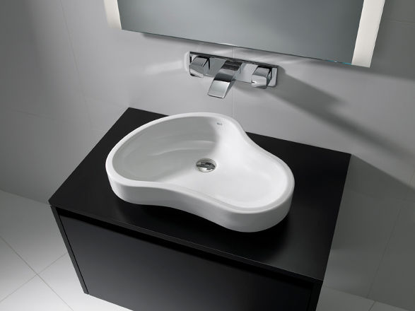 splash original shape wash basin