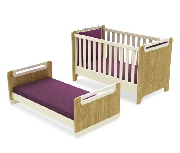 COT BED FIRST BY TIMOORE