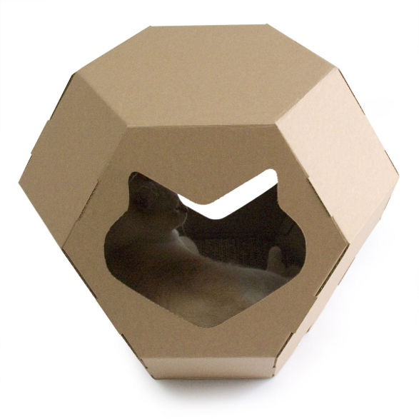 geodome kittypod inhabit for cat