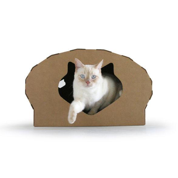 kittypod dome inhabit for cat