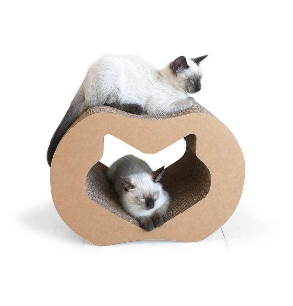 mini kittypod tunnel for cat