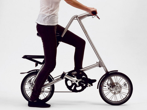 strida famous foldable bike