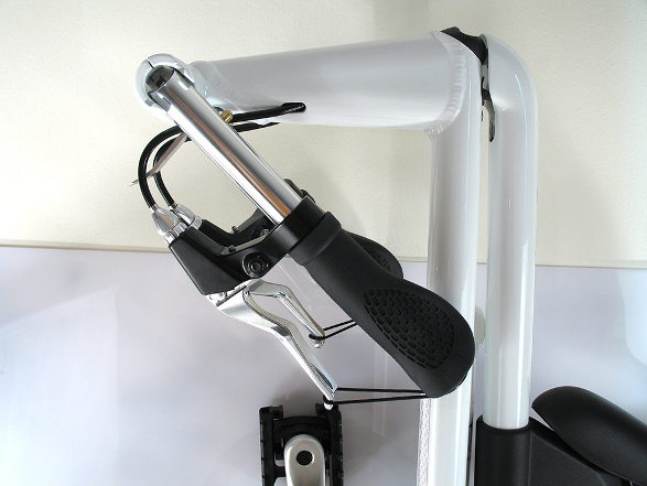 strida foldable bike part