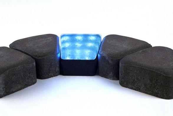 bruklux lightening cobblestones