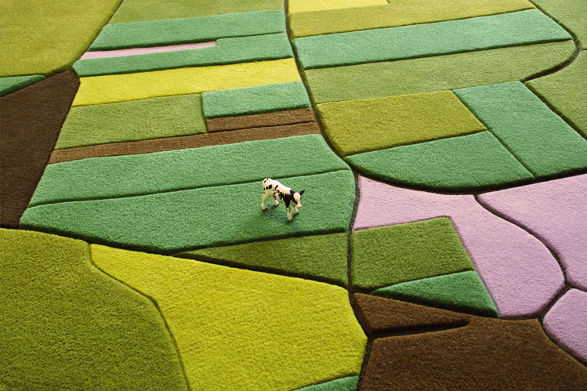 LANDCARPET ITALY by Florian Pucher
