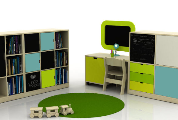 locomoco furniture for kid's room